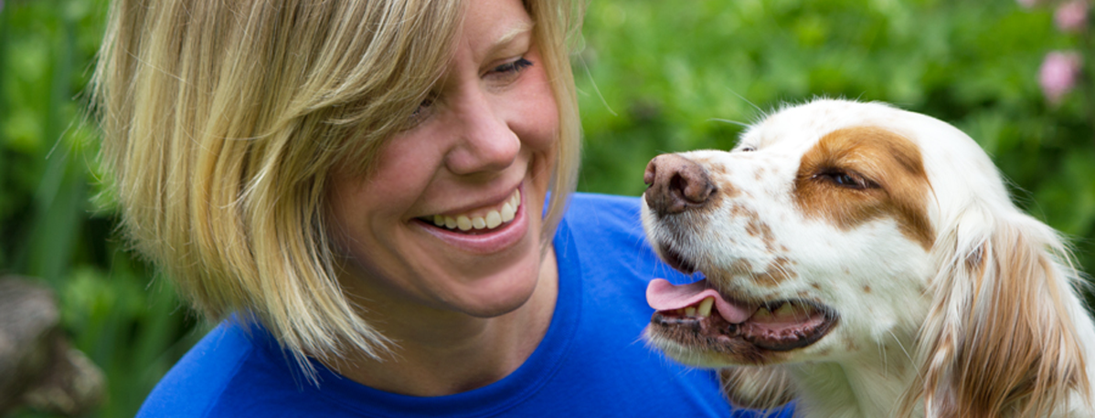 Nicky Newson - Canine Osteopath sussex